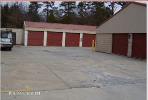 Image of American Store & Lock #4 Facility on 8539 Monroe Rd  in Charlotte, NC - View 3