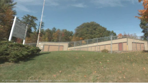 Image of Raymond Self Storage Facility on 19 Dudley Rd  in Raymond, NH - View 2