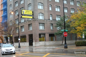 Image of Safeguard Self Storage - Chicago - South Loop Facility on 1353 South Wabash Avenue  in Chicago, IL - View 2
