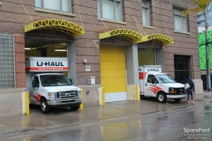 Image of Safeguard Self Storage - Chicago - South Loop Facility on 1353 South Wabash Avenue  in Chicago, IL - View 3