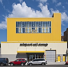 Image of Safeguard Self Storage - Bronx - Concourse Village Facility on 1253 Jerome Avenue  in Bronx, NY - View 2