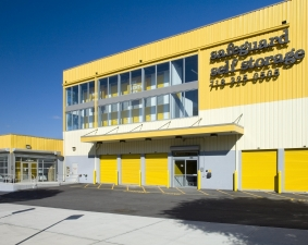 Image of Safeguard Self Storage - Bronx - Wakefield Facility on 4301 Bronx Boulevard  in Bronx, NY - View 2