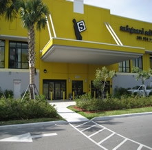 Image of Safeguard Self Storage - Miami - Hialeah Northeast Facility on 12000 Northwest 27th Avenue  in Miami, FL - View 2