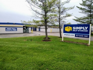 Simply Self Storage - 6901 Hawthorn Park Drive - Indianapolis - Photo 2