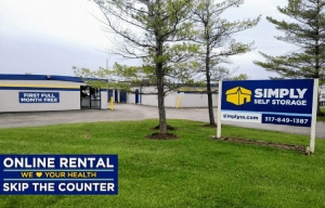 Simply Self Storage - 6901 Hawthorn Park Drive - Indianapolis - Photo 1
