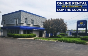 Image of Simply Self Storage - 211 N Elmhurst Road - Wheeling Facility at 211 N Elmhurst Rd  Wheeling, IL