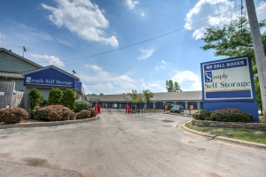 Simply Self Storage - Palatine, IL - Hicks Rd