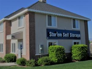 Image of Stor'em Self Storage - Lehi Facility at 1985 Pointe Meadow Dr  Lehi, UT