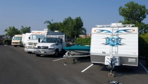 Image of Price Self Storage Azusa Facility on 1110 W Foothill Blvd  in Azusa, CA - View 4