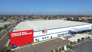 Image of Price Self Storage West LA Facility at 3430 S La Brea Ave  Los Angeles, CA