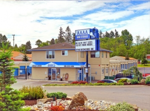 Image of AAAA Mini Storage - Burien Facility at 17786 Des Moines Memorial Dr  Seattle, WA