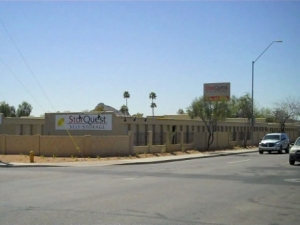 Image of StorQuest - Phoenix/Bell Facility on 3043 E Bell Rd  in Phoenix, AZ - View 4