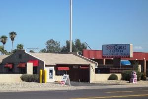Image of StorQuest - Phoenix/Indian School Facility at 10622 W Indian School Rd  Phoenix, AZ
