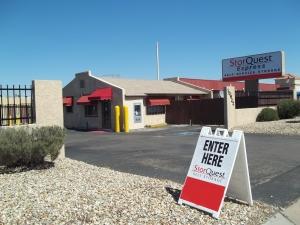 Image of StorQuest - Phoenix/Indian School Facility on 10622 W Indian School Rd  in Phoenix, AZ - View 2