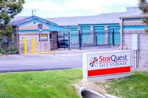 Image of StorQuest - Parker/Longs Facility at 18601 Longs Way  Parker, CO