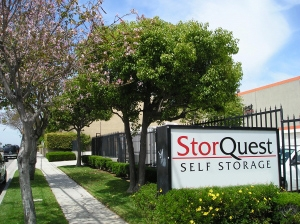 Image of StorQuest - Torrance/Earl Facility at 20428 Earl St  Torrance, CA