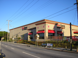 Image of StorQuest - Los Angeles/Jefferson Facility on 12821 W Jefferson Blvd  in Los Angeles, CA - View 2