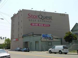 Image of StorQuest - Oakland/Shattuck Facility at 4601 Shattuck Ave  Oakland, CA