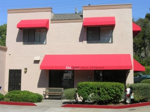 Image of StorQuest - Vallejo/Magazine Facility on 1080 Magazine St  in Vallejo, CA - View 2
