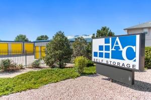 Image of AC Self Storage - Colorado Springs - 3150 Boychuk Ave Facility at 3150 Boychuk Ave  Colorado Springs, CO