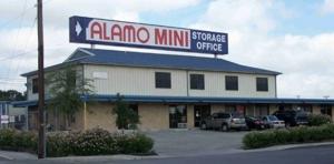 Image of Alamo Broadway Mini-Storage Facility at 1999 Gulfmart Dr  San Antonio, TX