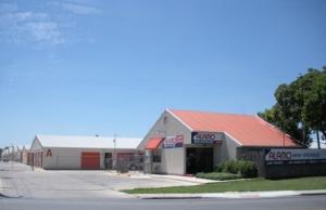 Image of Alamo Eisenhauer Mini-Storage Facility at 3500 Eisenhauer Rd  San Antonio, TX