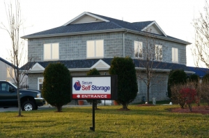 Cheap Storage Units At Secure Self Storage New Castle In