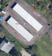 Image of Five Star Storage - Woodside Facility on 100 Woodside Drive  in Irwin, PA - View 3
