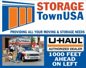 Storage Town USA - Liberty Hill