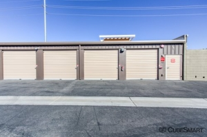 Image of CubeSmart Self Storage - Gilbert - 3467 E Queen Creek Rd Facility on 3467 E Queen Creek Rd  in Gilbert, AZ - View 2