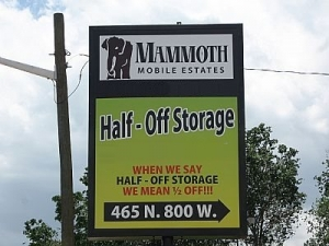 Photo of Half-Off Storage