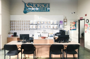 Image of Storage Outlet - Fullerton Facility on 900 S Raymond Avenue  in Fullerton, CA - View 3
