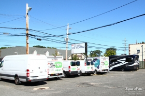 Image of Omega Self Storage of Lynbrook Facility on 630 Merrick Rd  in Lynbrook, NY - View 4