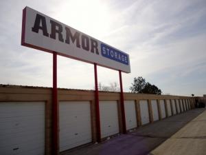 Armor Storage - Ralston