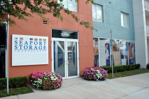 Image of Seaport Storage Facility at 1120 E Twiggs St  Tampa, FL