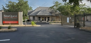 Image of StorQuest Self Storage - Clearwater/Harrison Facility at 1505 S Fort Harrison Ave  Clearwater, FL