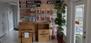 Image of StorQuest Self Storage - Clearwater/Harrison Facility on 1505 S Fort Harrison Ave  in Clearwater, FL - View 2