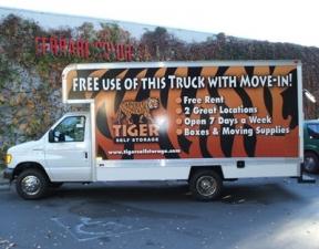 Image of Tiger Self Storage - SACRAMENTO - 9609 OATES DRIVE Facility on 9609 OATES DRIVE  in Sacramento, CA - View 2