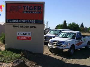 Tiger Self Storage   Sacramento   8940 Alder Avenue