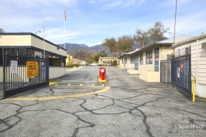 Image of Space Bank Mini Storage - Pasadena Facility on 3202 East Foothill Boulevard  in Pasadena, CA - View 3