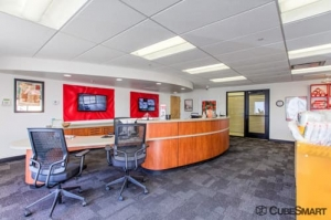 Image of CubeSmart Self Storage - Evanston Facility on 2484 Oakton Street  in Evanston, IL - View 2