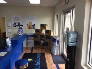 Image of Life Storage - Clearwater - Drew Street Facility on 2180 Drew St  in Clearwater, FL - View 2