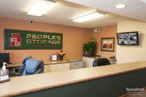 Peoples Storage - Everett