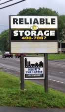 Reliable Storage - Columbia Turnpike