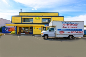 Affordable Self Storage - Kent
