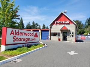 Image of Alderwood Safe Storage Facility on 16902 Alderwood Mall Pkwy  in Lynnwood, WA - View 2