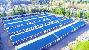 Image of Eagle Self Storage - Woodinville, WA Facility at 6432 233rd Pl SE  Woodinville, WA