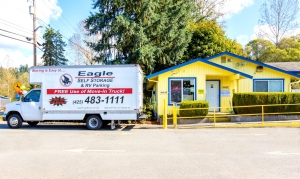Image of Eagle Self Storage - Woodinville, WA Facility on 6432 233rd Pl SE  in Woodinville, WA - View 2