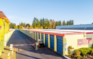 Image of Mill Creek Self Storage Facility on 18205 Bothell Everett Hwy  in Bothell, WA - View 4