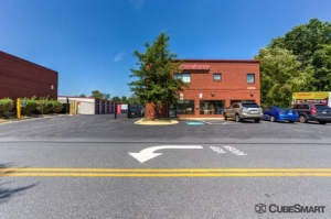 Image of CubeSmart Self Storage - Beltsville Facility at 11770 Baltimore Avenue  Beltsville, MD